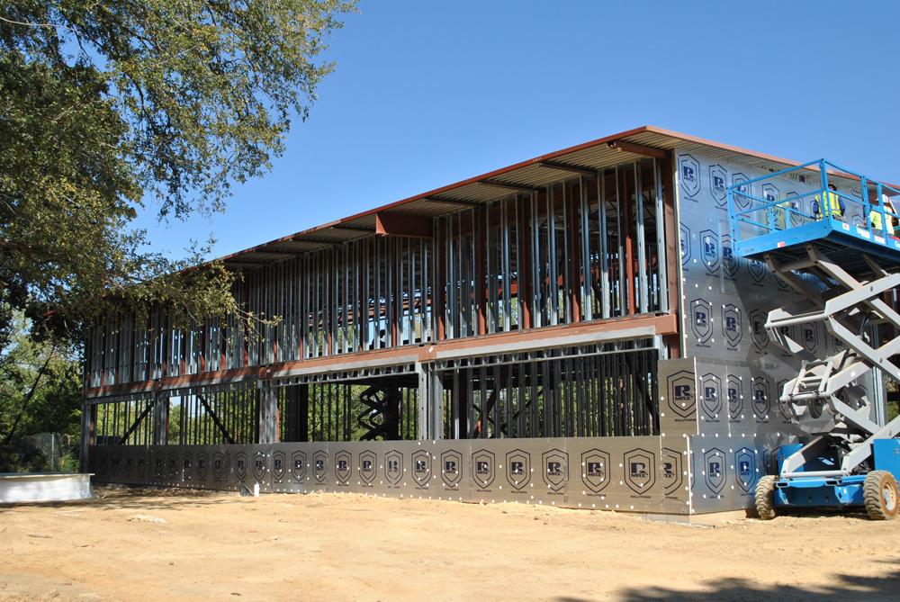 ECOMAXci™ Wall Solution - Flower Mound Senior Center, Flower Mound, Texas