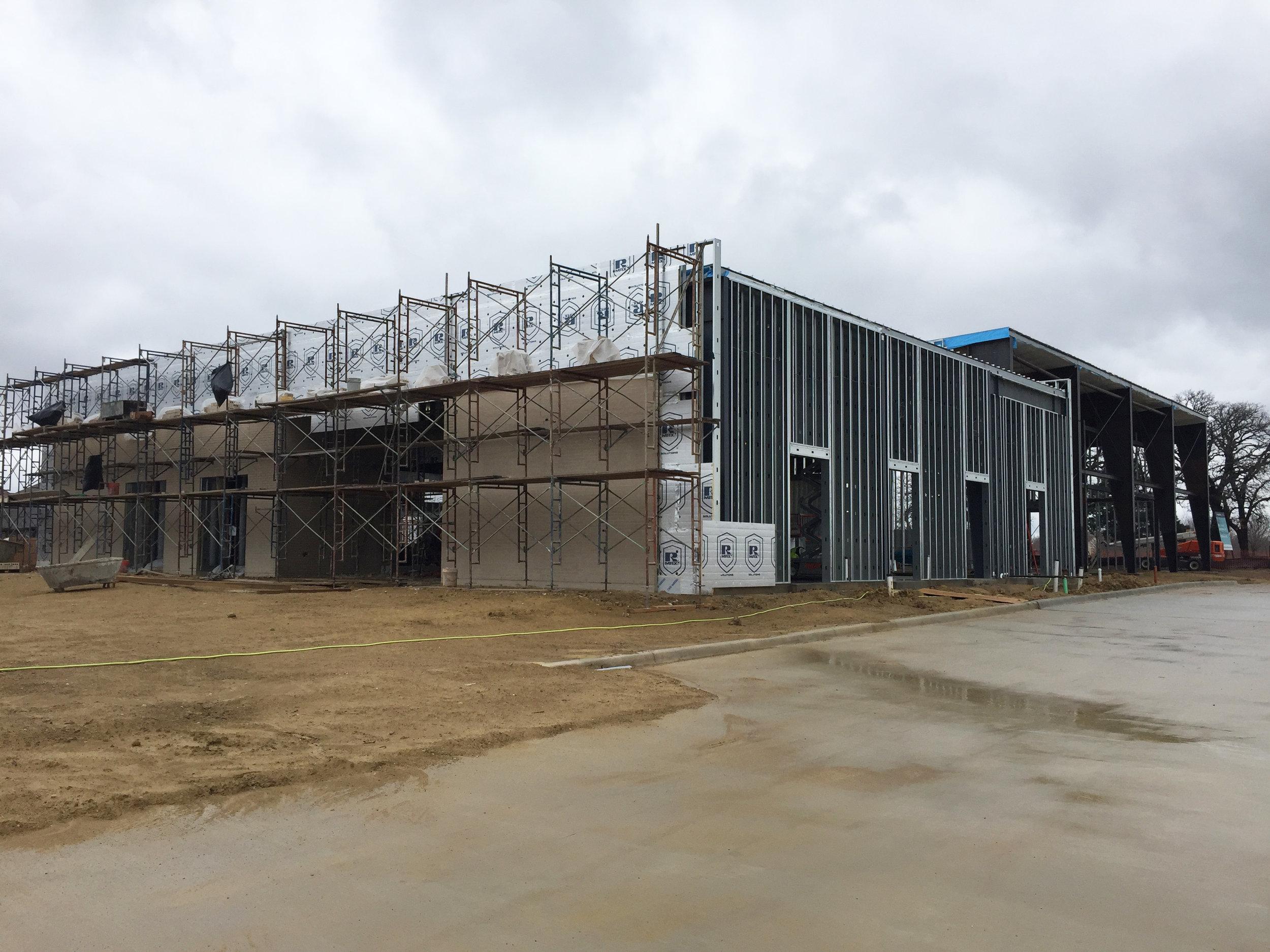 The Door Church - Lewisville, TX - ECOMAXci Wall Solution