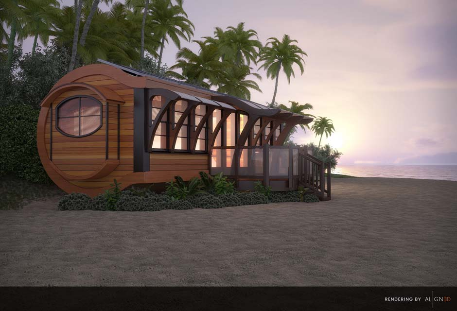 Rmax Thermasheath-3 - The Arc House by Shelter Dynamics
