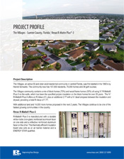 Rmax Project Profile - The Villages