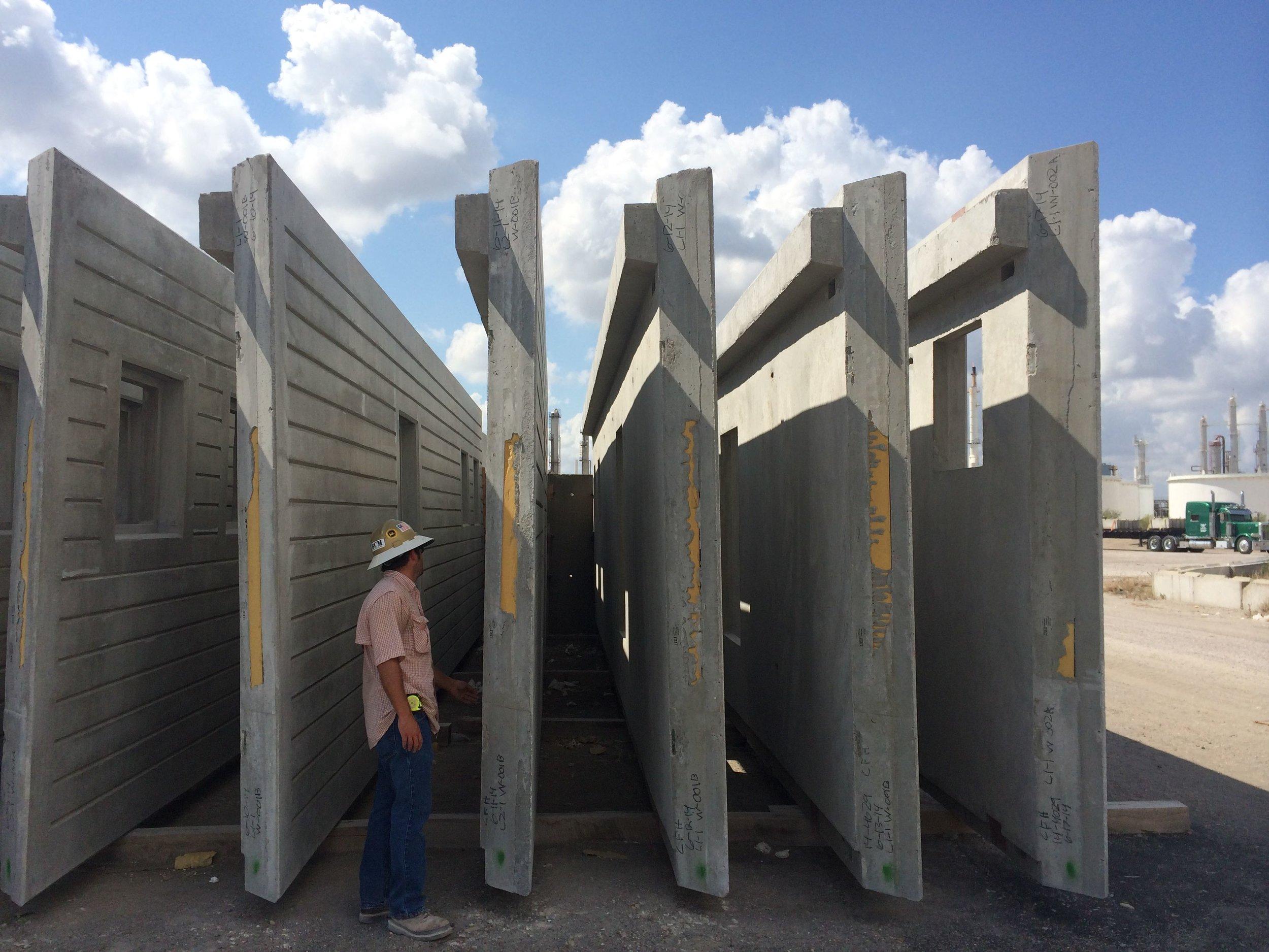 Rmax Concrete Core-CGF - The Terraces