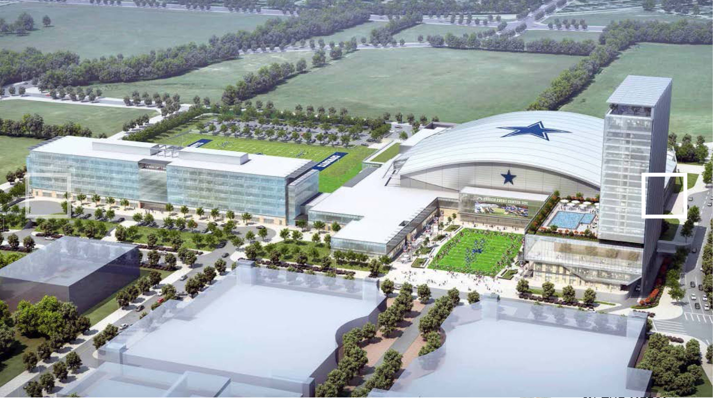 THE FORD CENTER AT THE STAR Project Profile