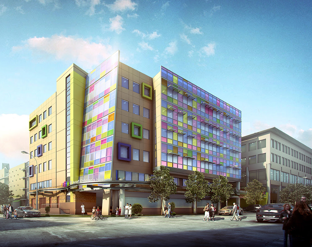 UCSF BENIOFF CHILDREN'S HOSPITAL pROJECT PROFILE