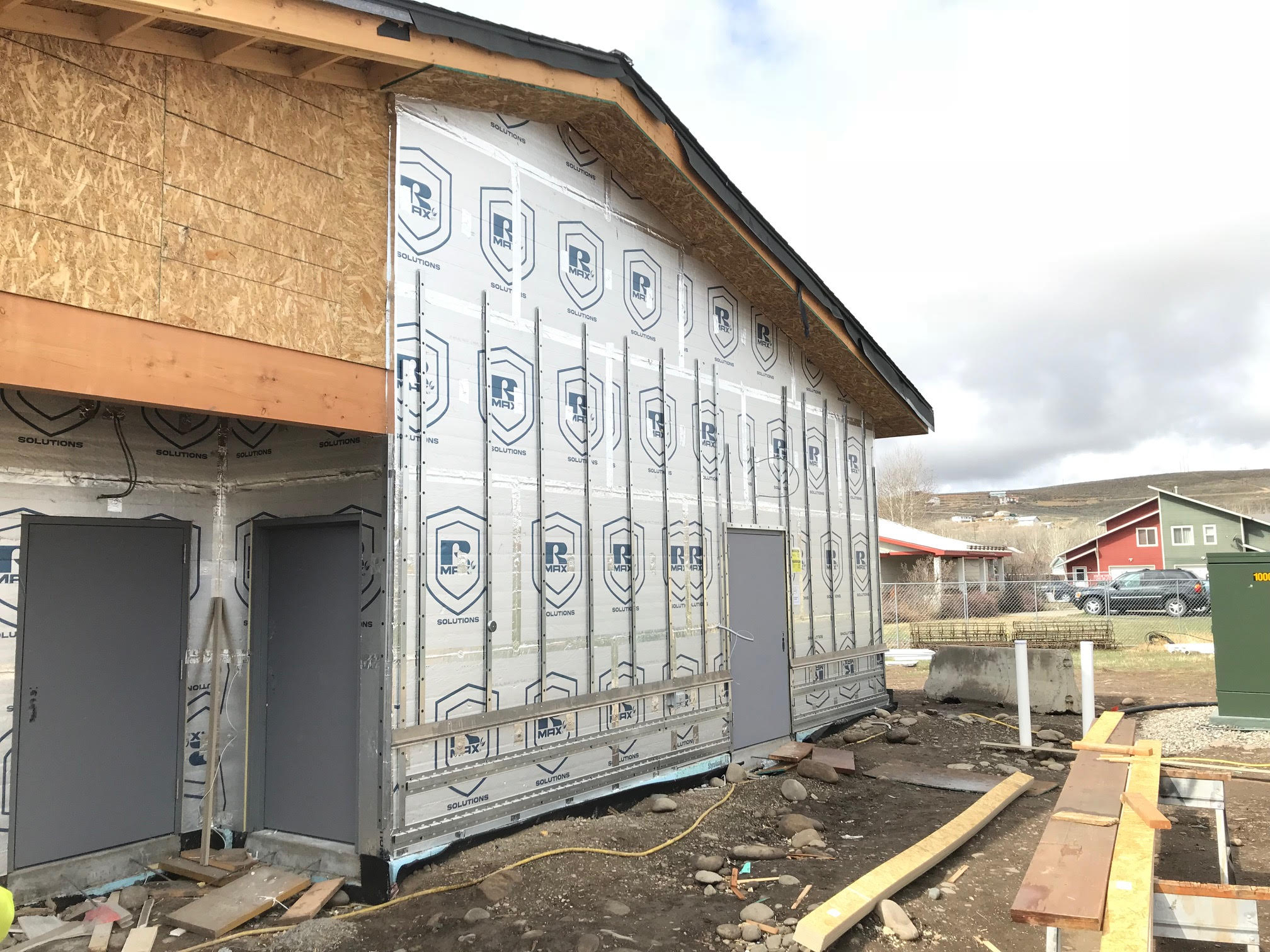 Gunnison Valley Senior Center - ECOMAXci