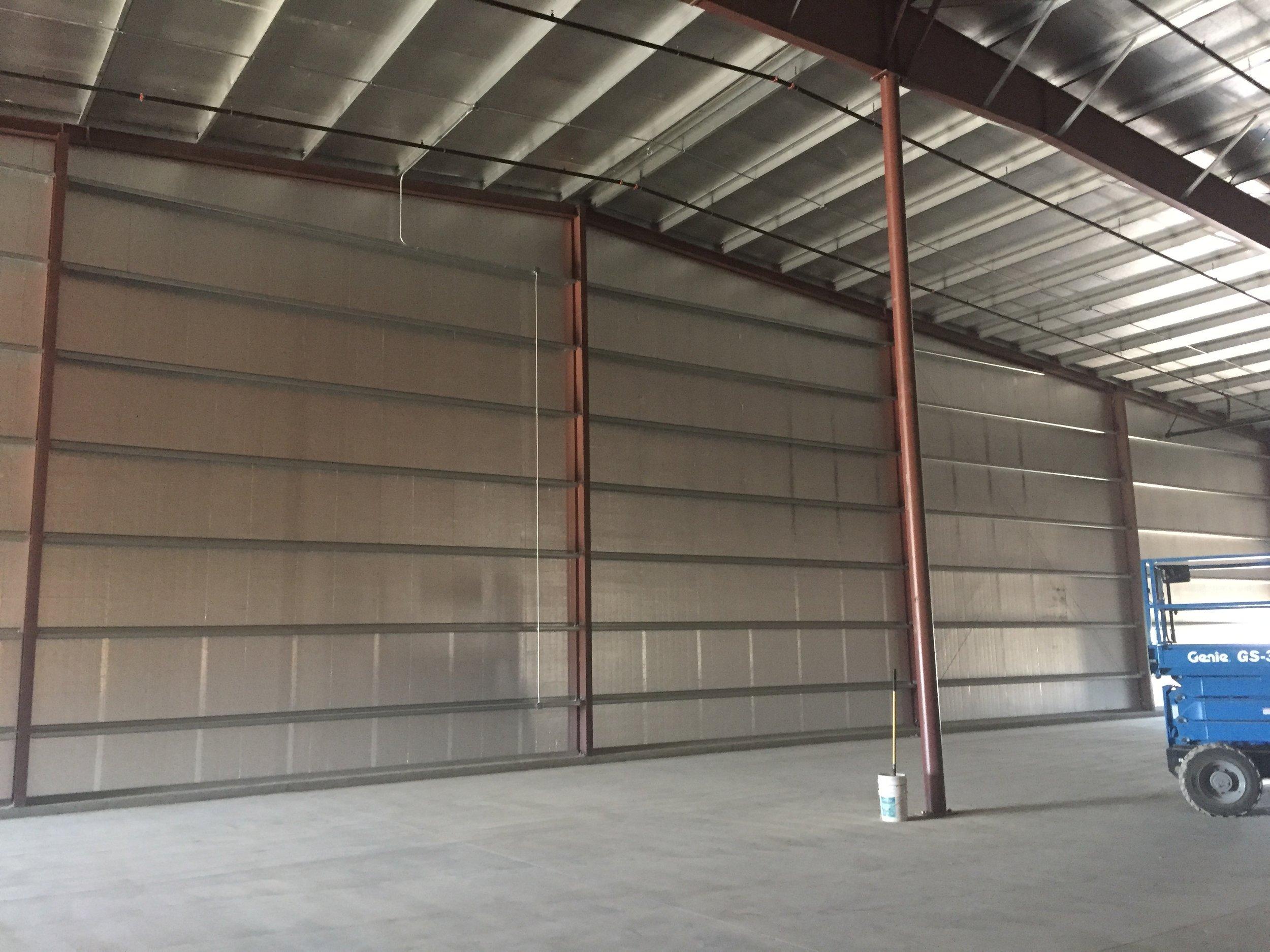 Hughson Nut, Inc. Storage and Processing Facility Image