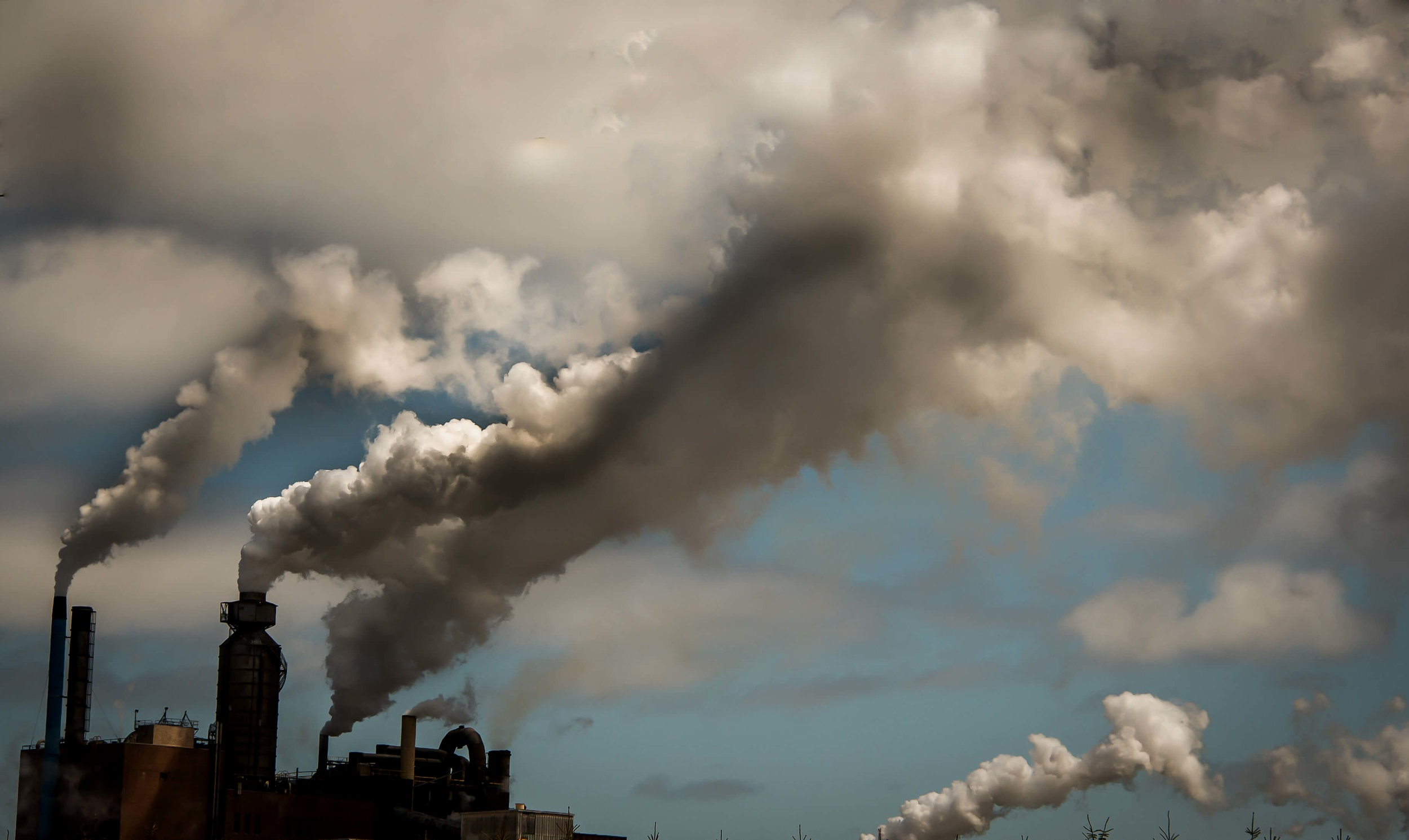 Provide 21.4 Trillion Dollars Worth of Air Pollution Control -
