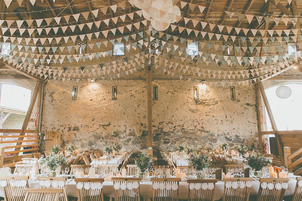 Dekoration Hochzeit Bohemian Gartenglück Wegendorf