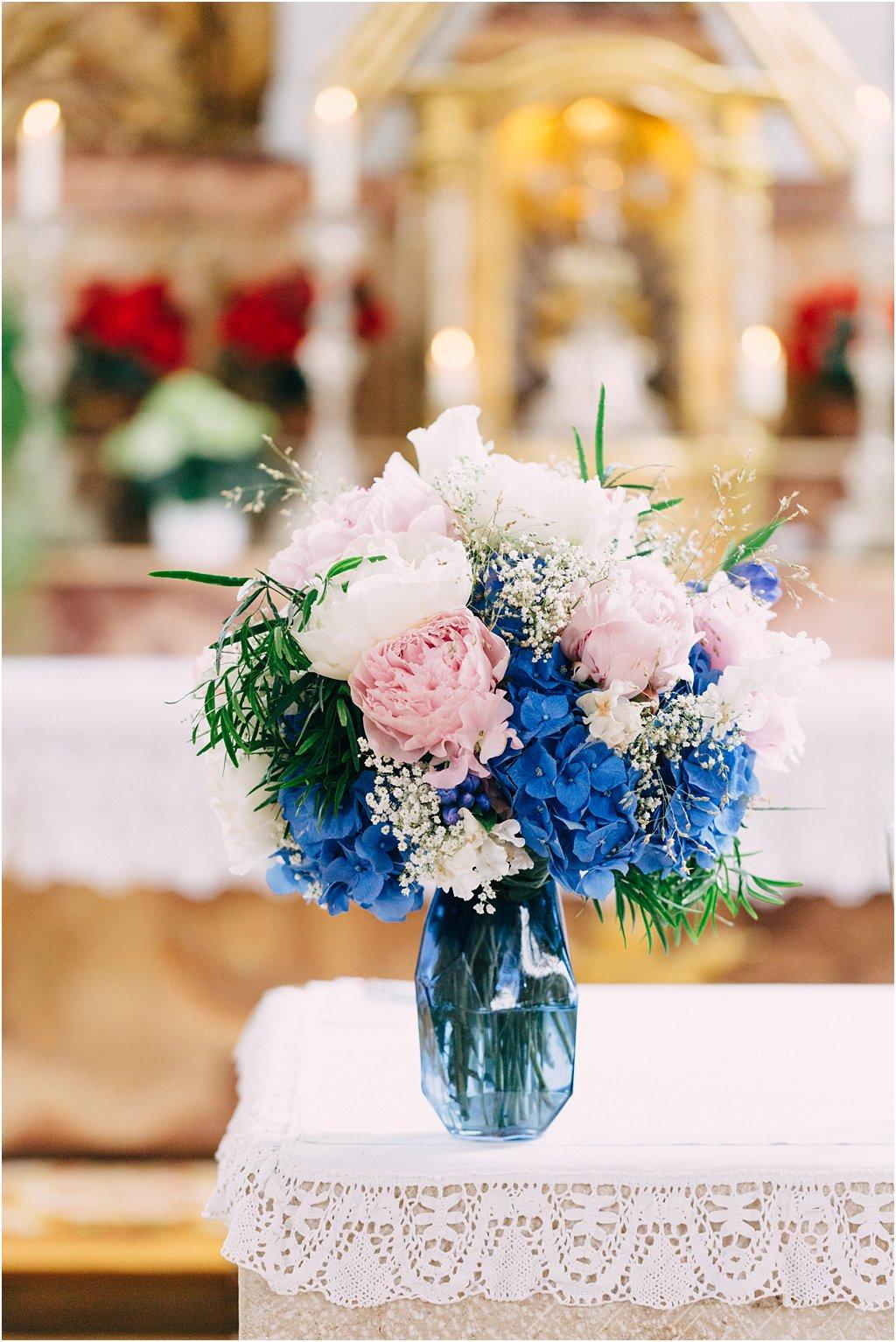 Altarstrauß Hochzeit