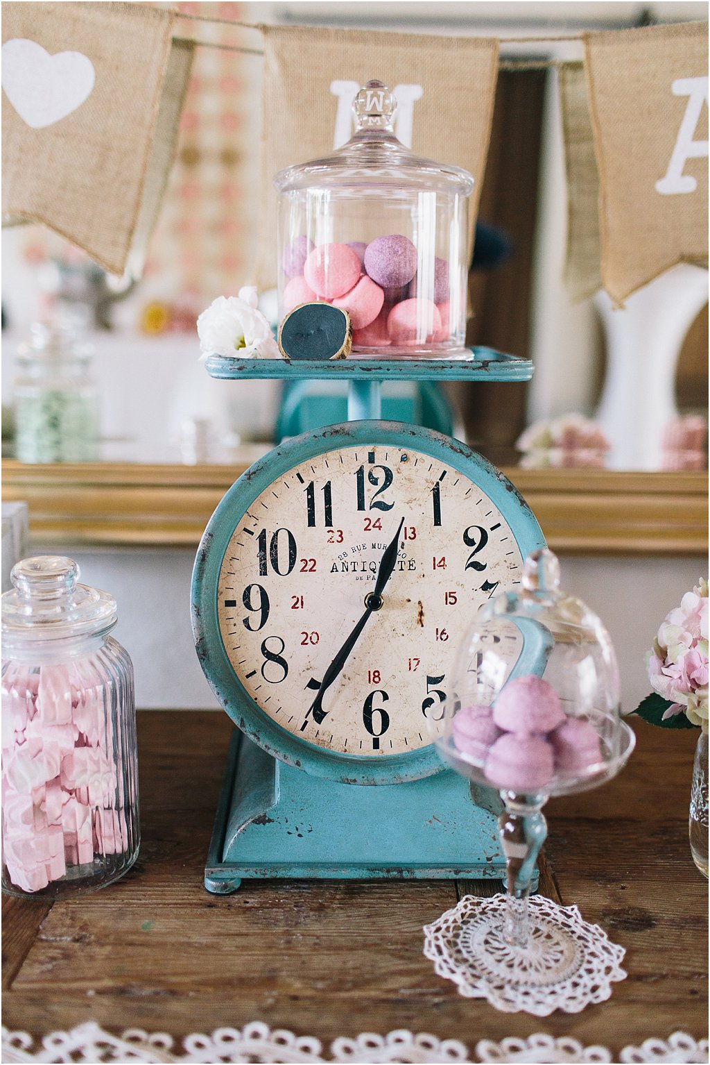 Candybar Mintgrün