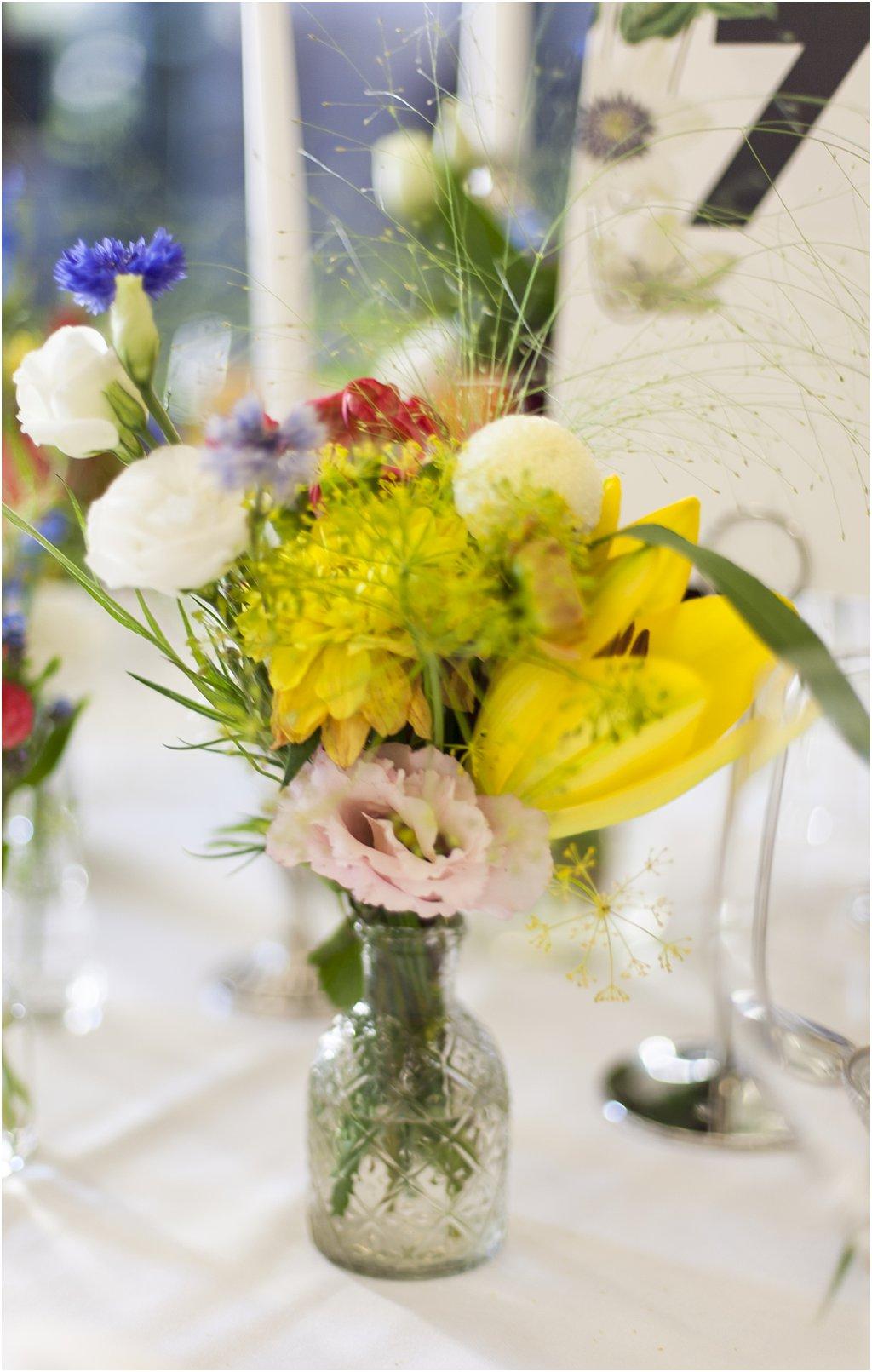 Blumenvase klein