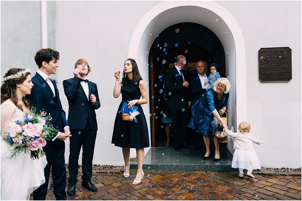 Hochzeit St. Vitus Kirche