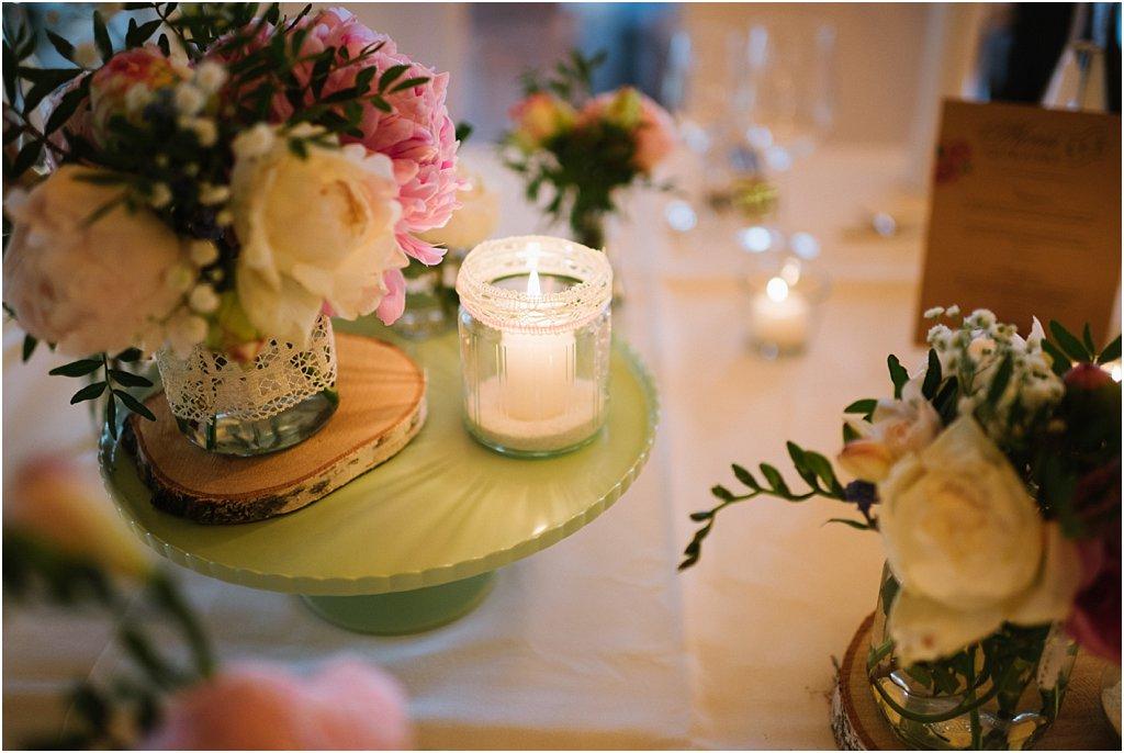 Kuchenplatte Mintgrün