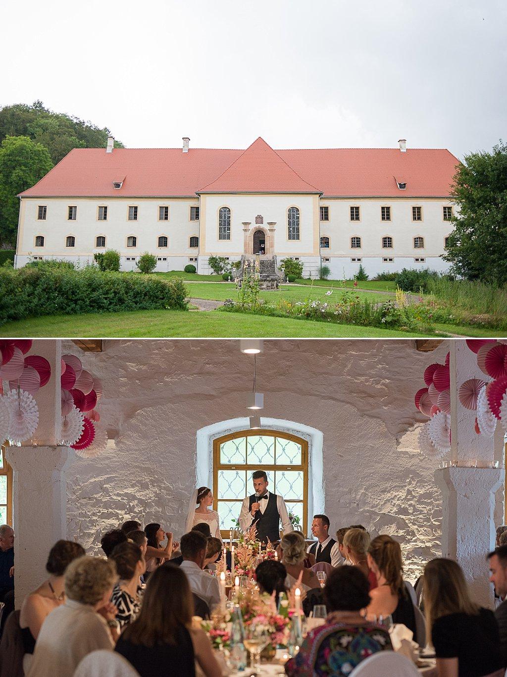 Schloss Ehrenfels Feste feiern