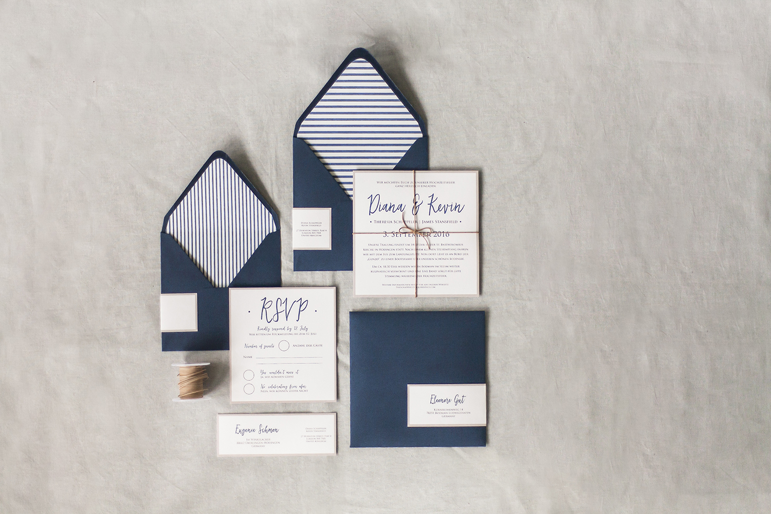 individuelle Stationary