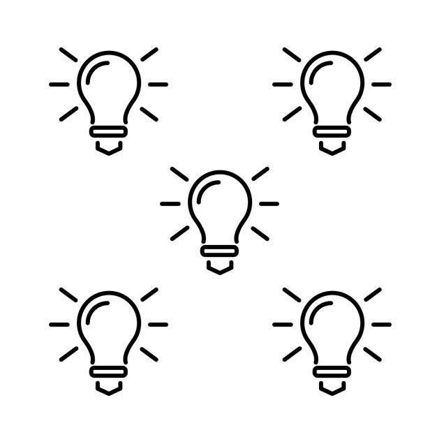 Ideen sammeln, sich inspirieren lassen