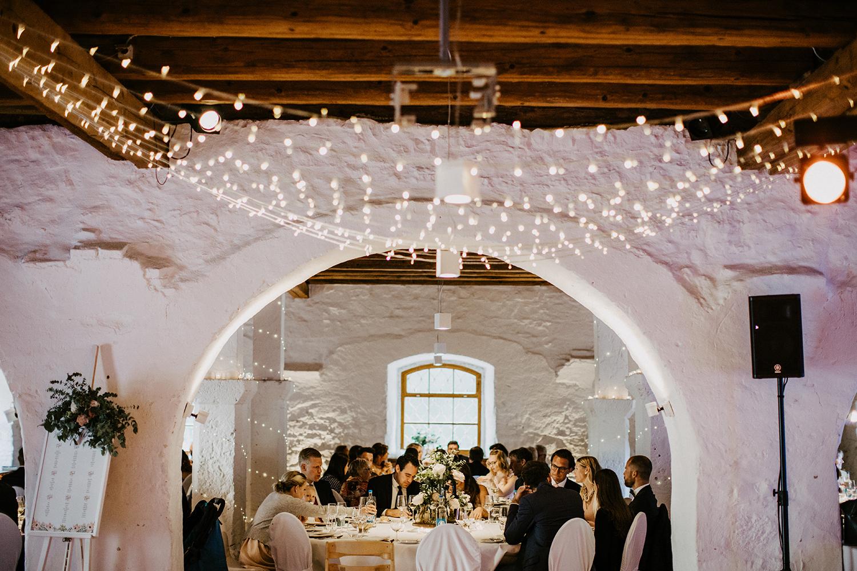 Deckendekoration Raumdekoration Hochzeit
