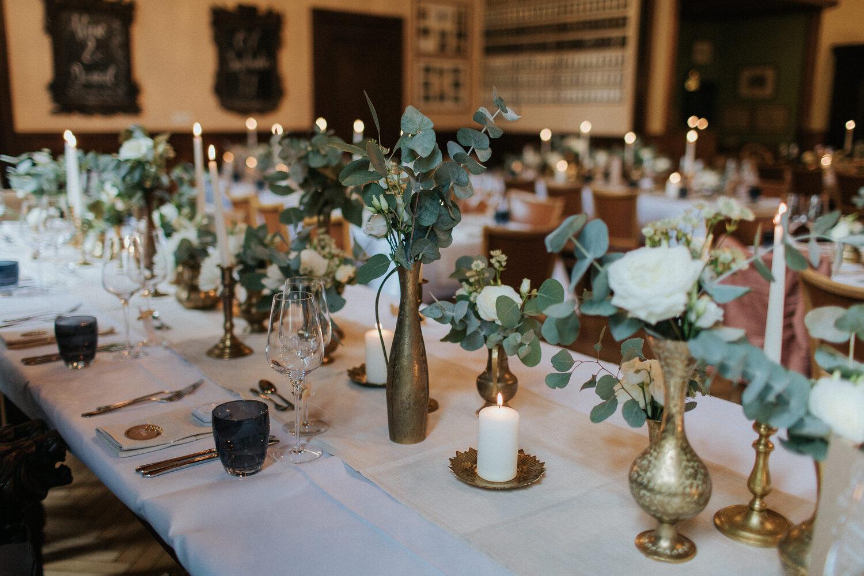Hochzeitsdekoration Anmut Und Sinn Eventstyling