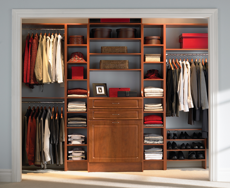 Closet Organization - Stylist will organize client closet, providing a total closet make over.