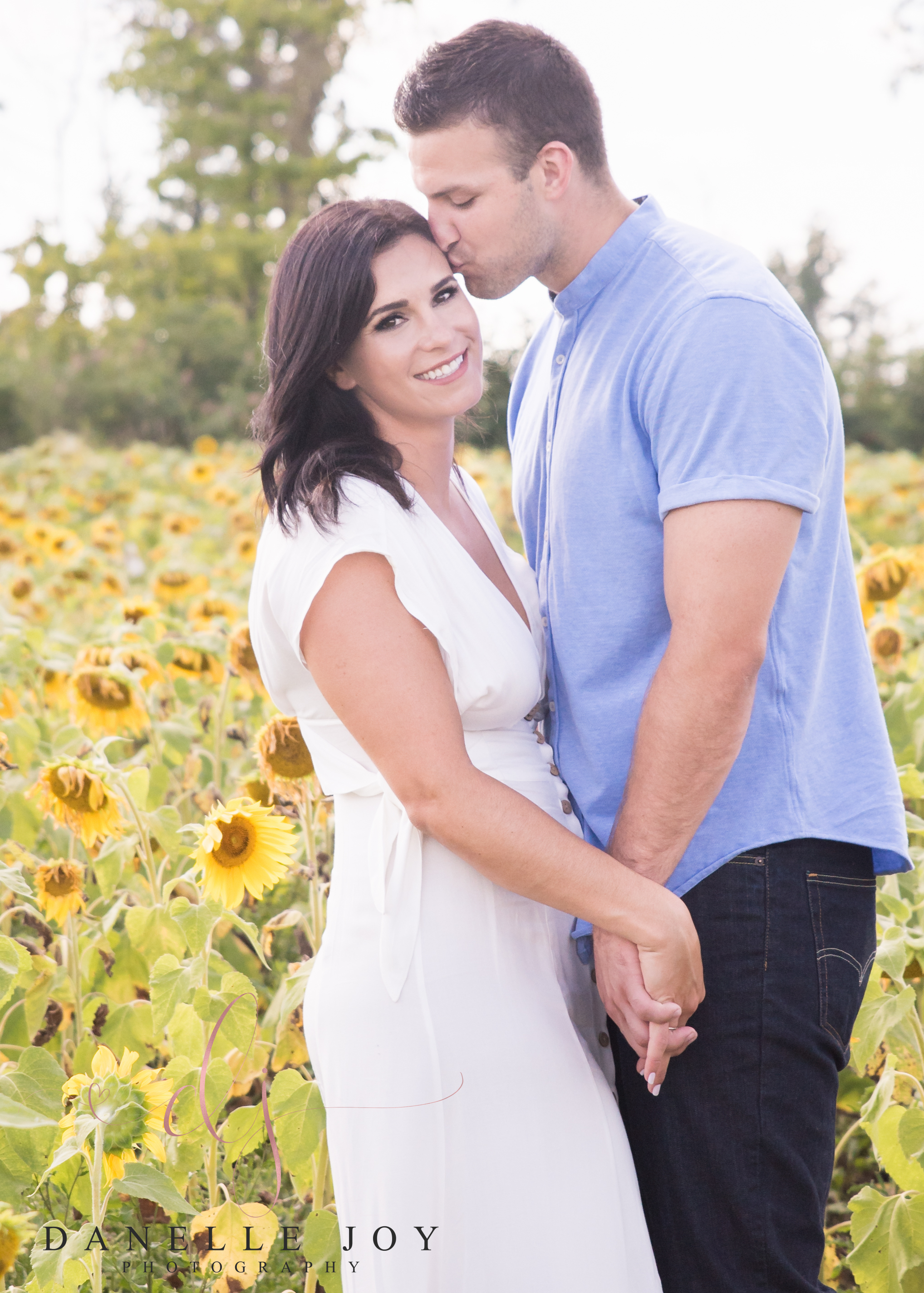 Maria's Field of Hope | Cleveland Engagement Photography | Avon, Oho