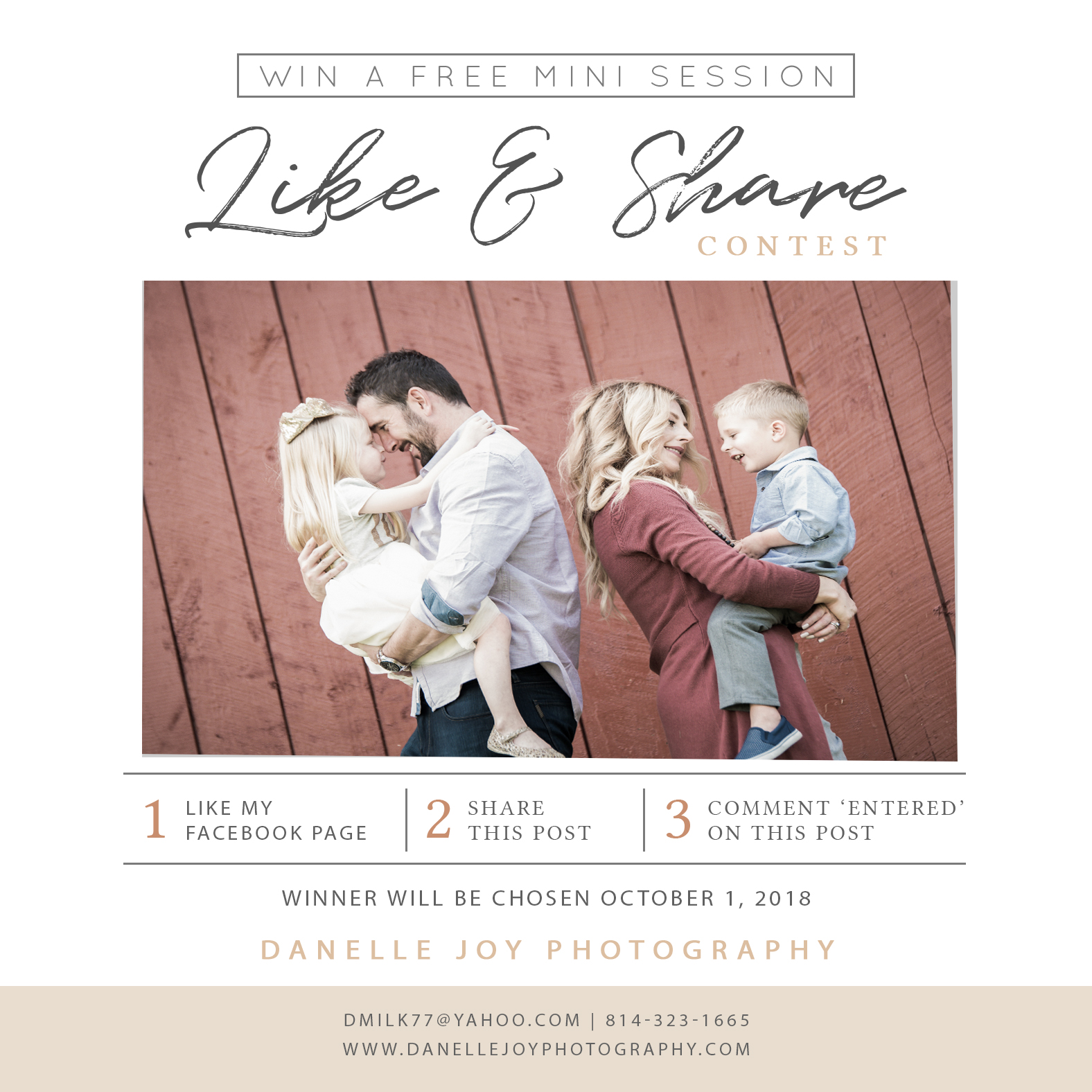 Mini Session Giveaway, Cleveland, Ohio, Mentor Ohio, Family Photography
