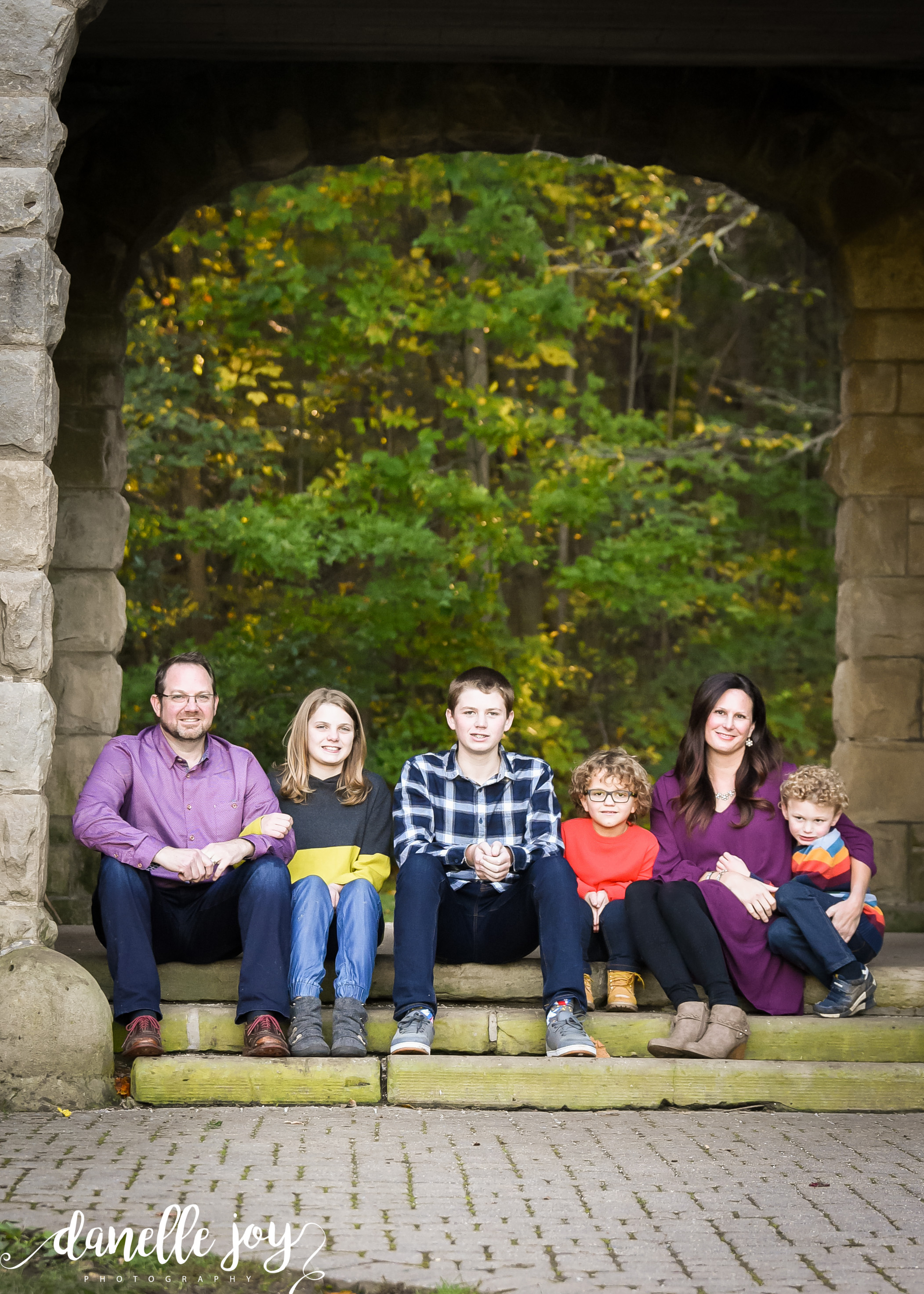 Fall Mini Sessions | Squires Castle | Cleveland Ohio