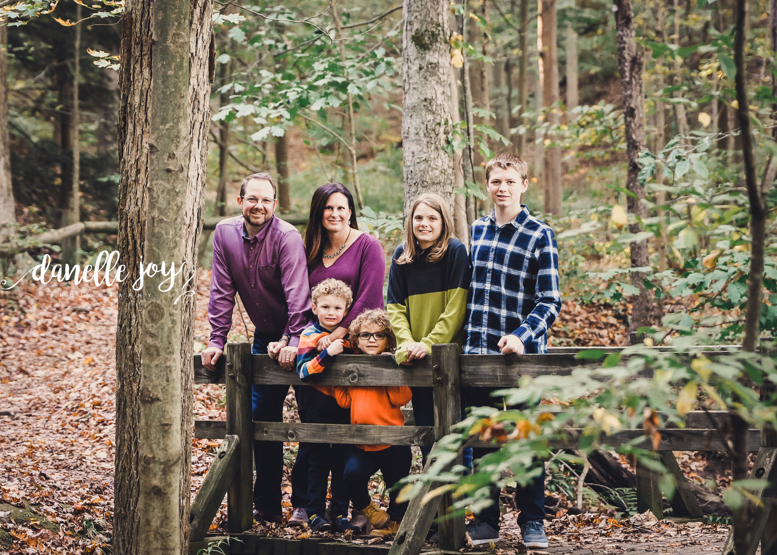 Fall Mini Sessions | Squires Castle | Cleveland, Ohio