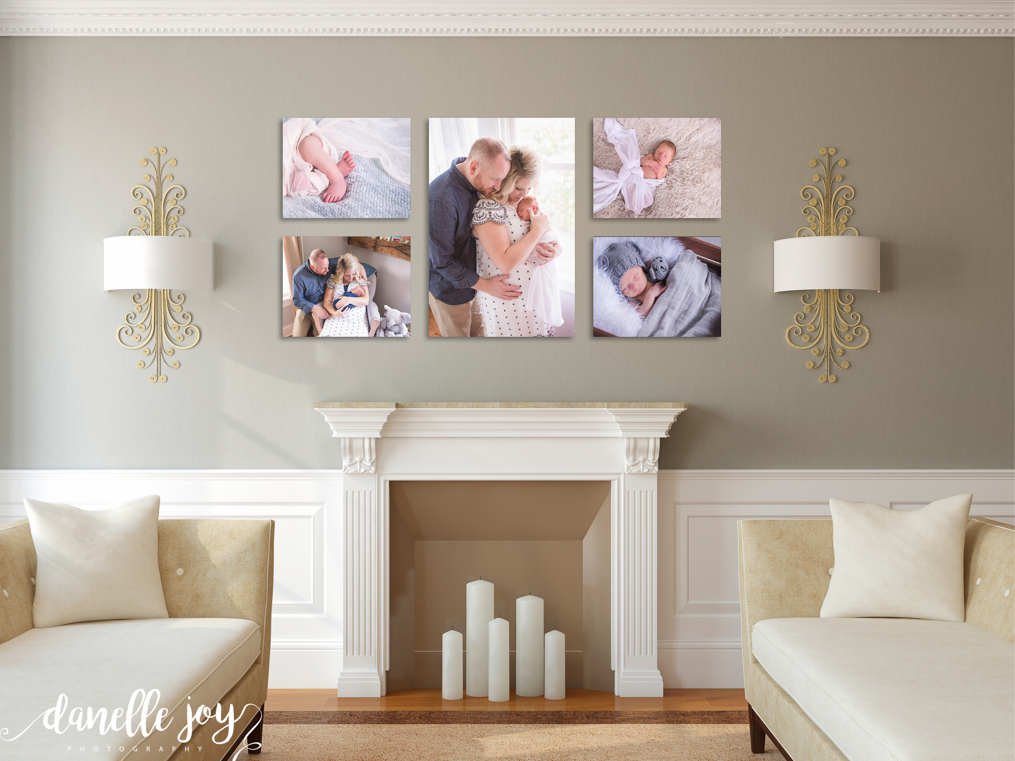 Cleveland Family Photographer, Newborn Photographer, Printing your photos, artwork