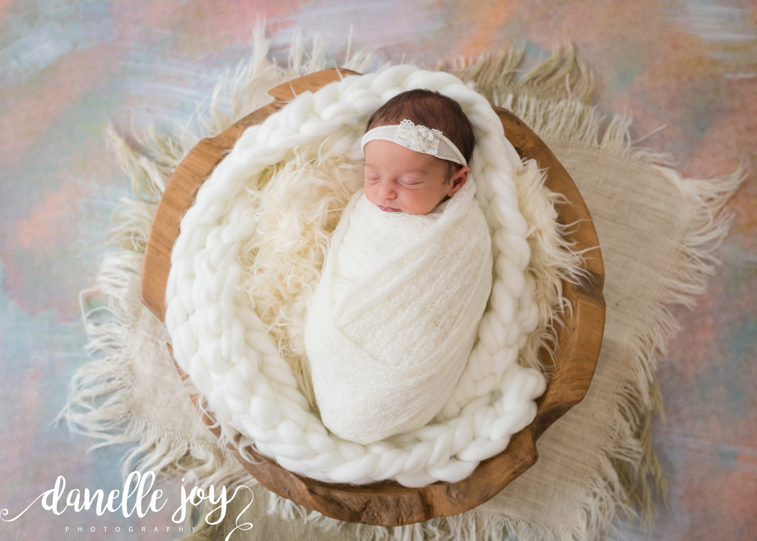Mentor, Ohio Newborn Photography