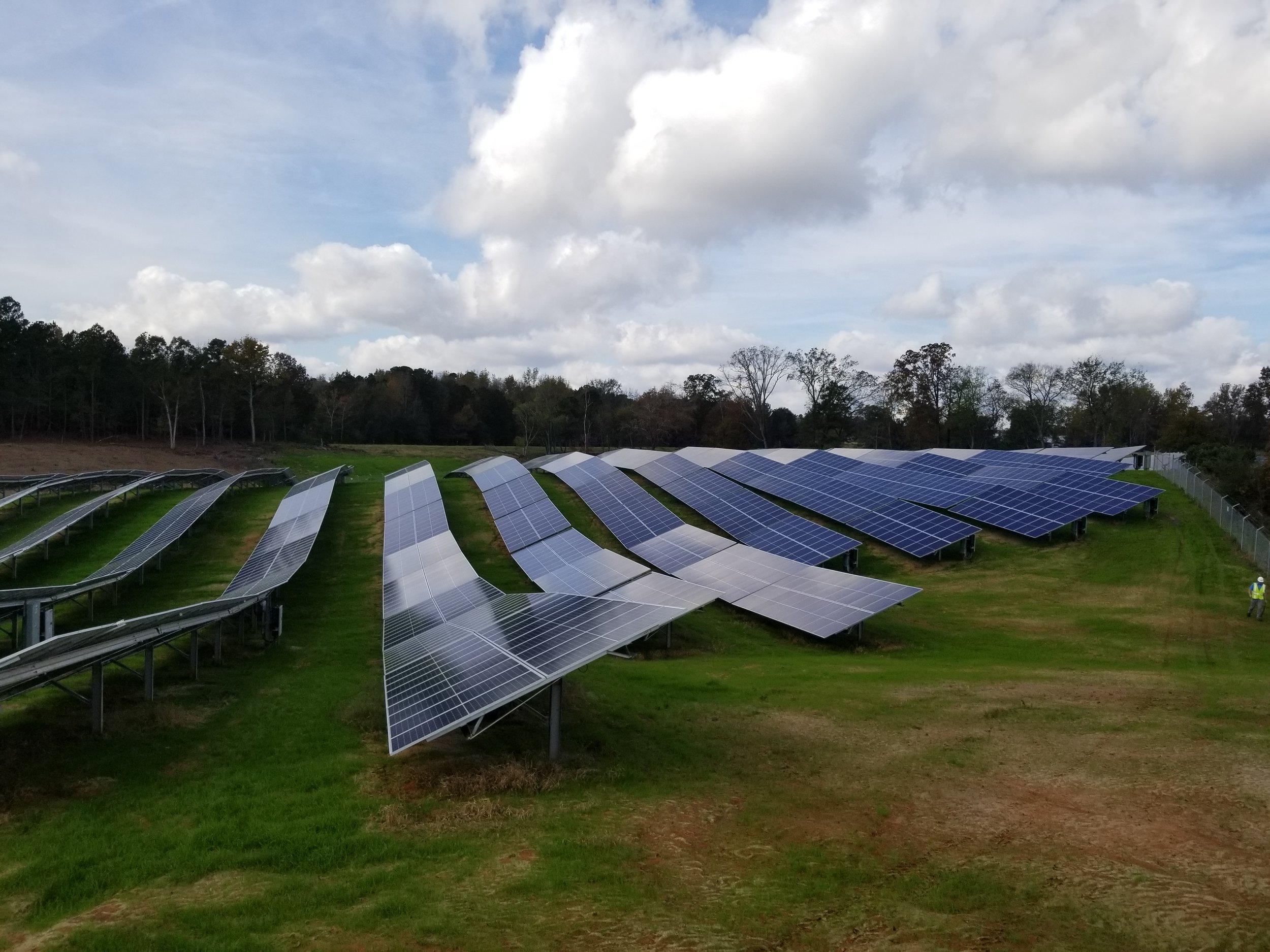 Richmond Hayes Solar - Augusta, GA