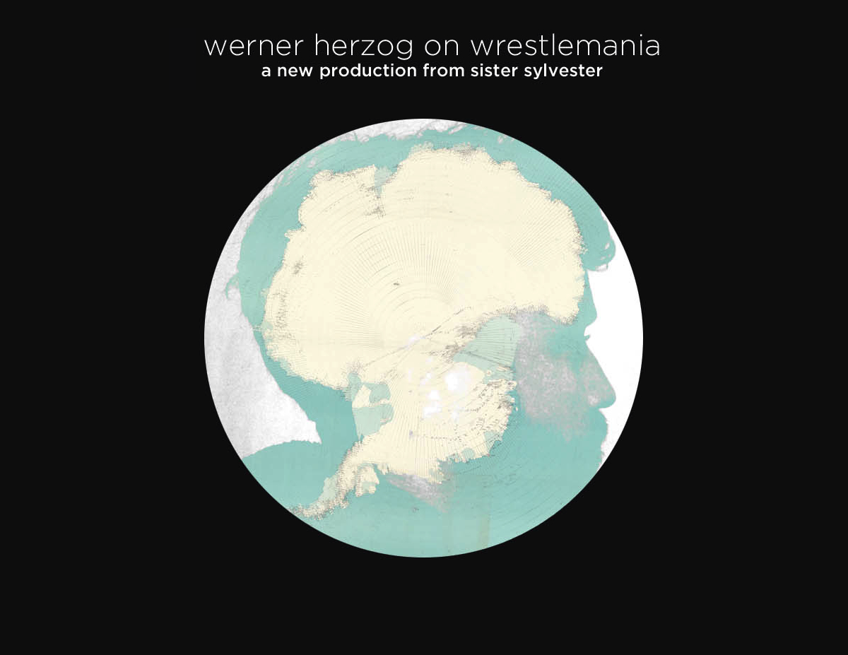 Werner Herzog On WrestleMania (The Whale) (2014)