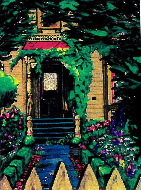 Secret Garden, Berding Street, Ferndale