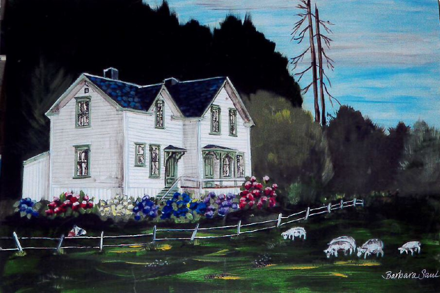 Bayside Farmhouse