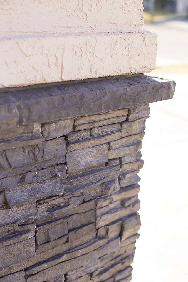 Stucco Stone Restoration