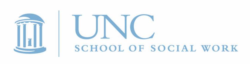 UNC School of Social Work