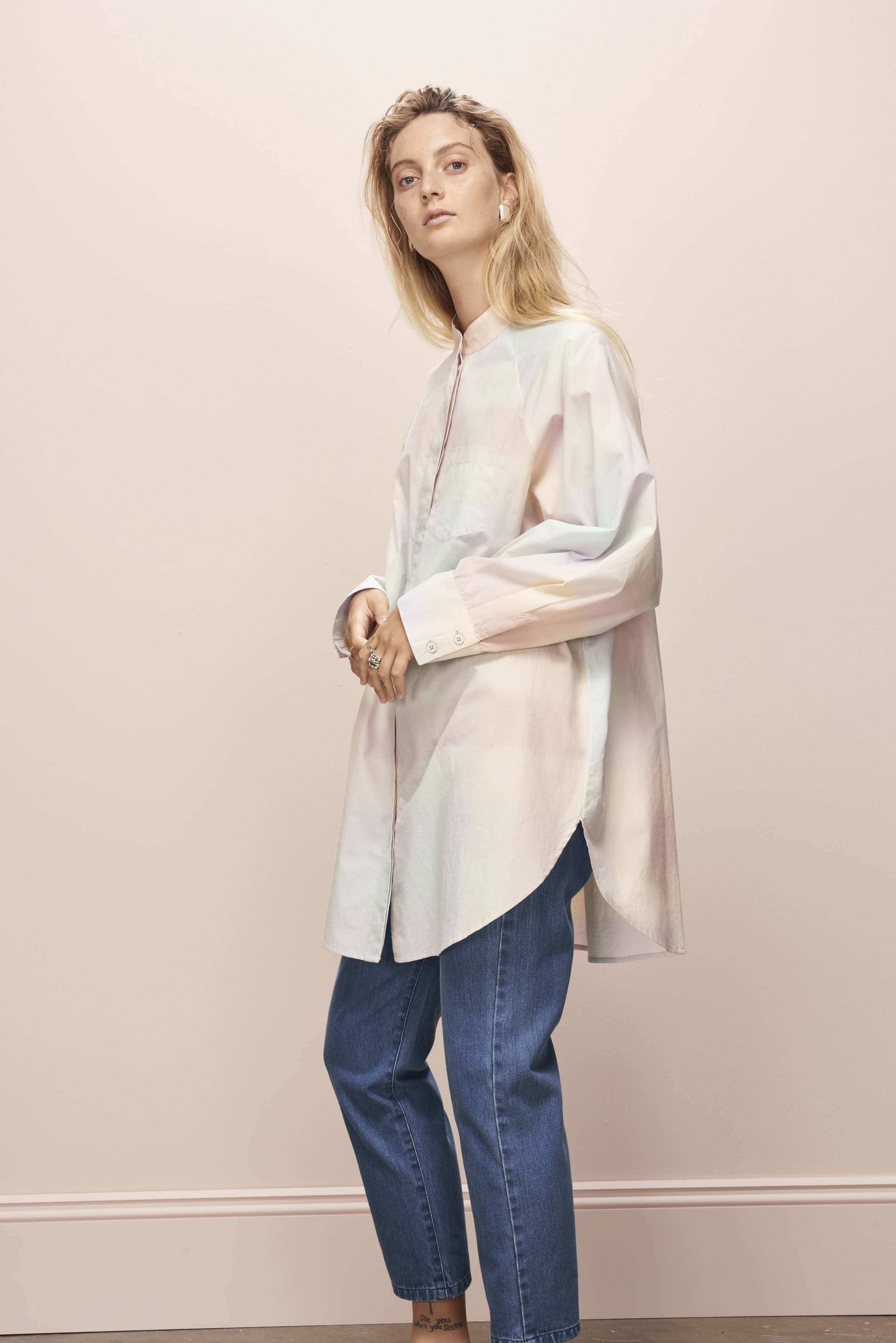Kowtow has just released a fresh new collection that makes me yearn for summer, and for the first time a range of denim wear.