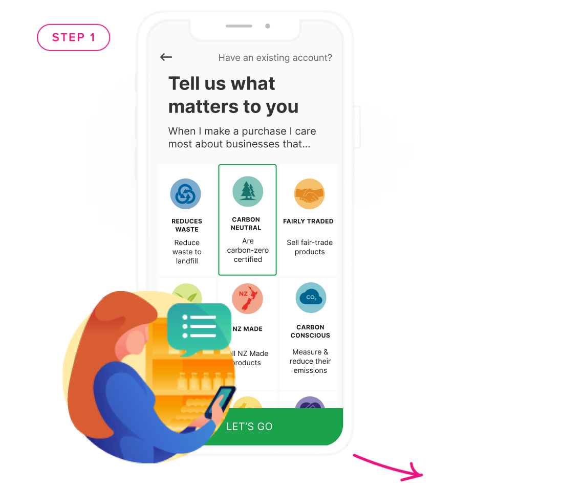 Get Connected - There's a lot of ways that businesses can be better at caring for people and our planet. Joining CoGo gives you a chance to select the actions that matter most to you, and share these priorities with hundreds of businesses leaders who value your opinion. The best part? It's free!