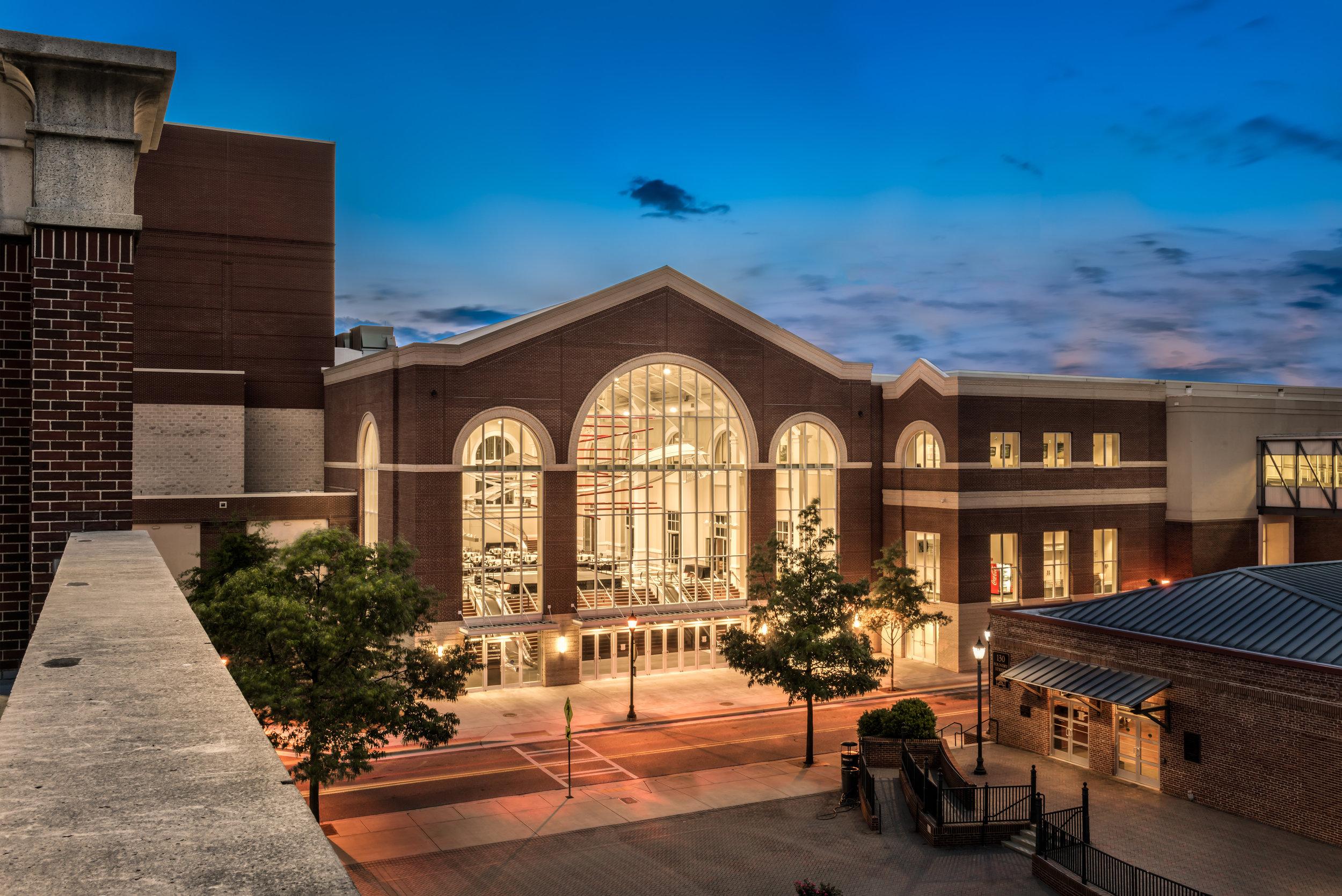the classic center - Athens, Georgia