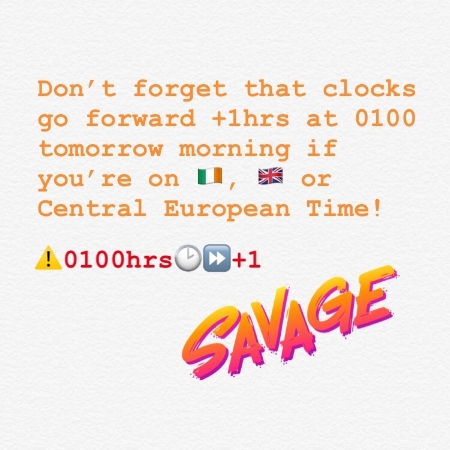 Don't forget ;0