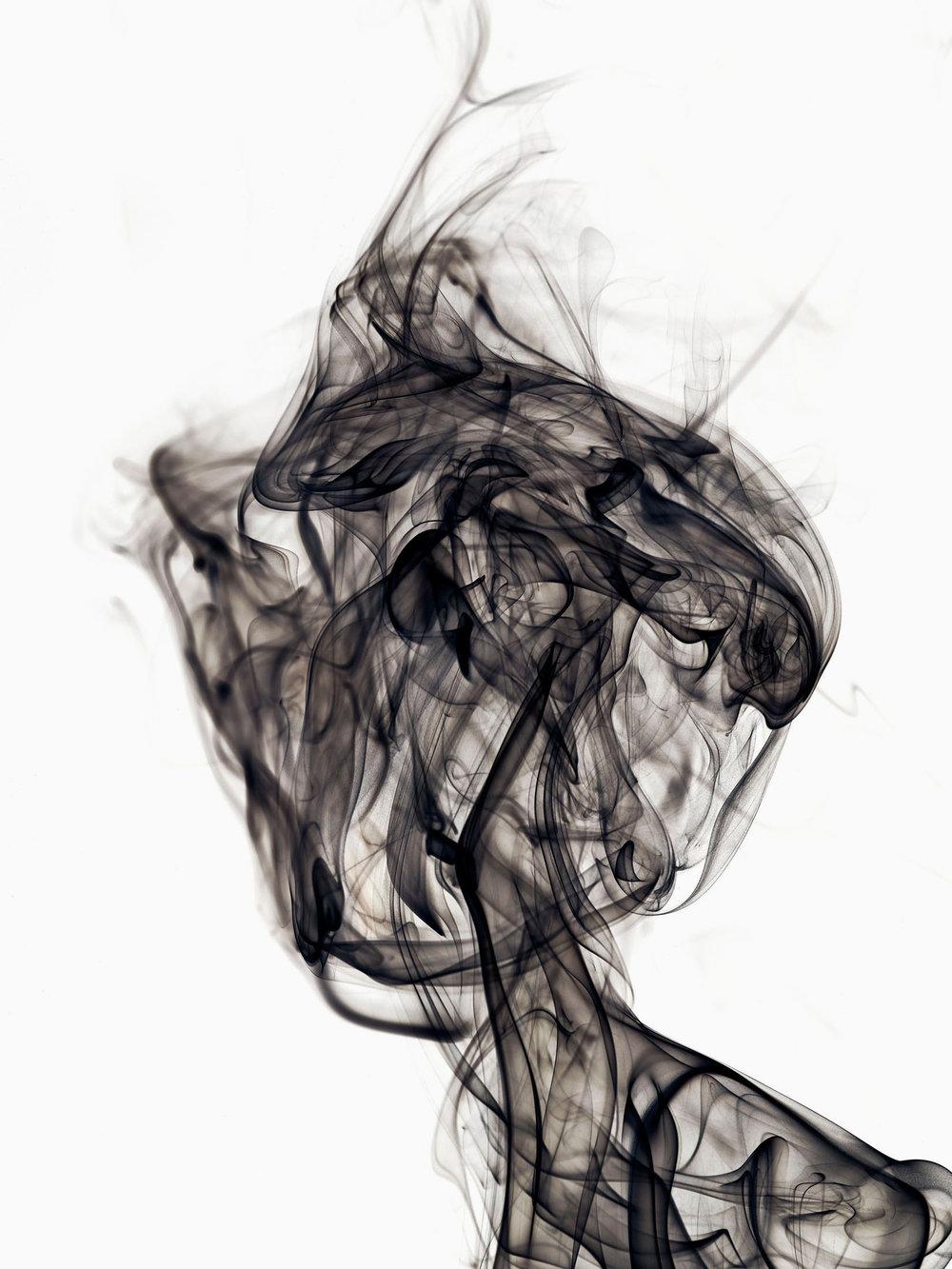 Shai Kremer,  Perception #15 , 2017, Archival pigment print, Edition of 7+2AP, 40x30 inches
