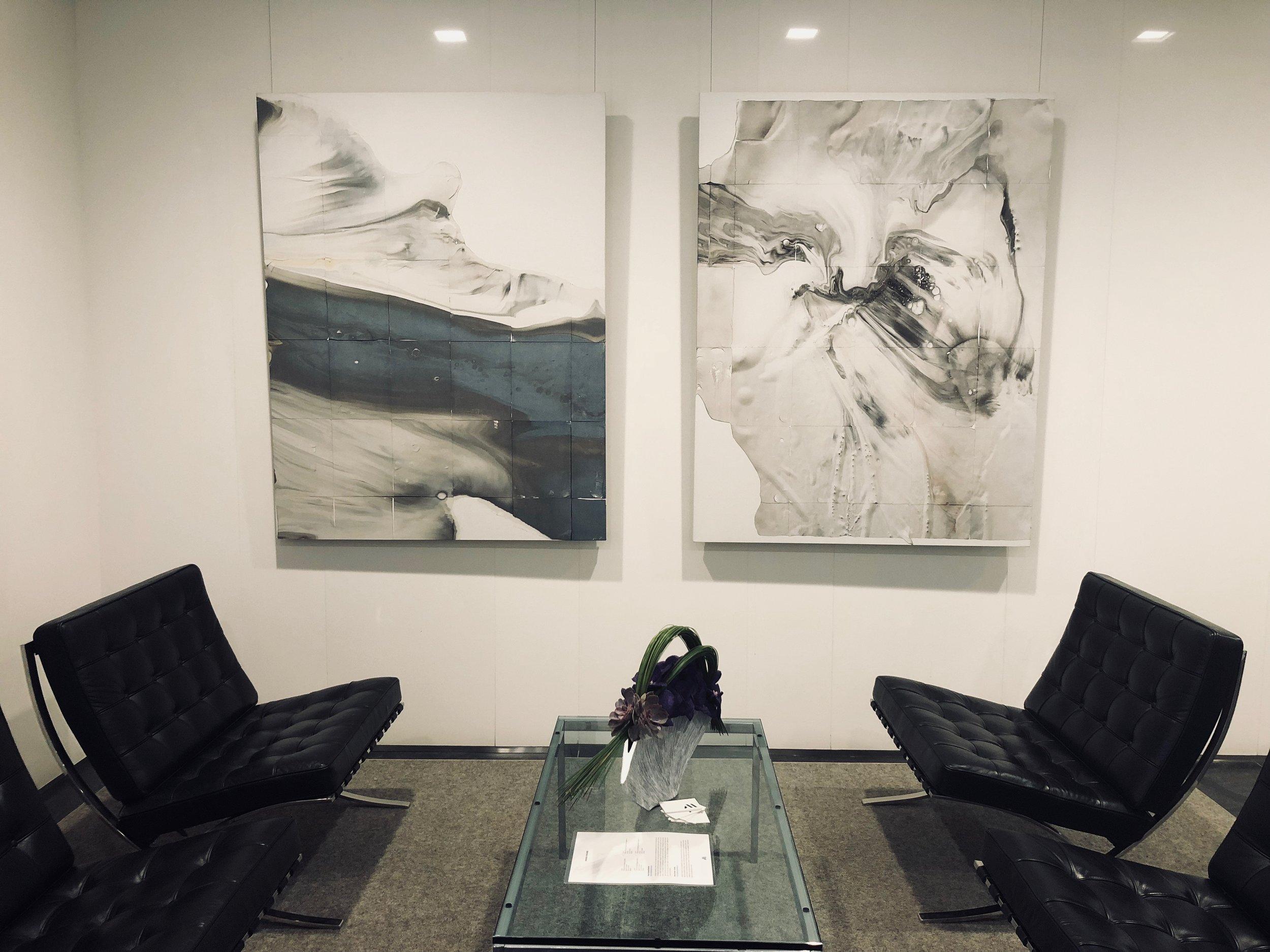 Installation View: Amanda Wachob