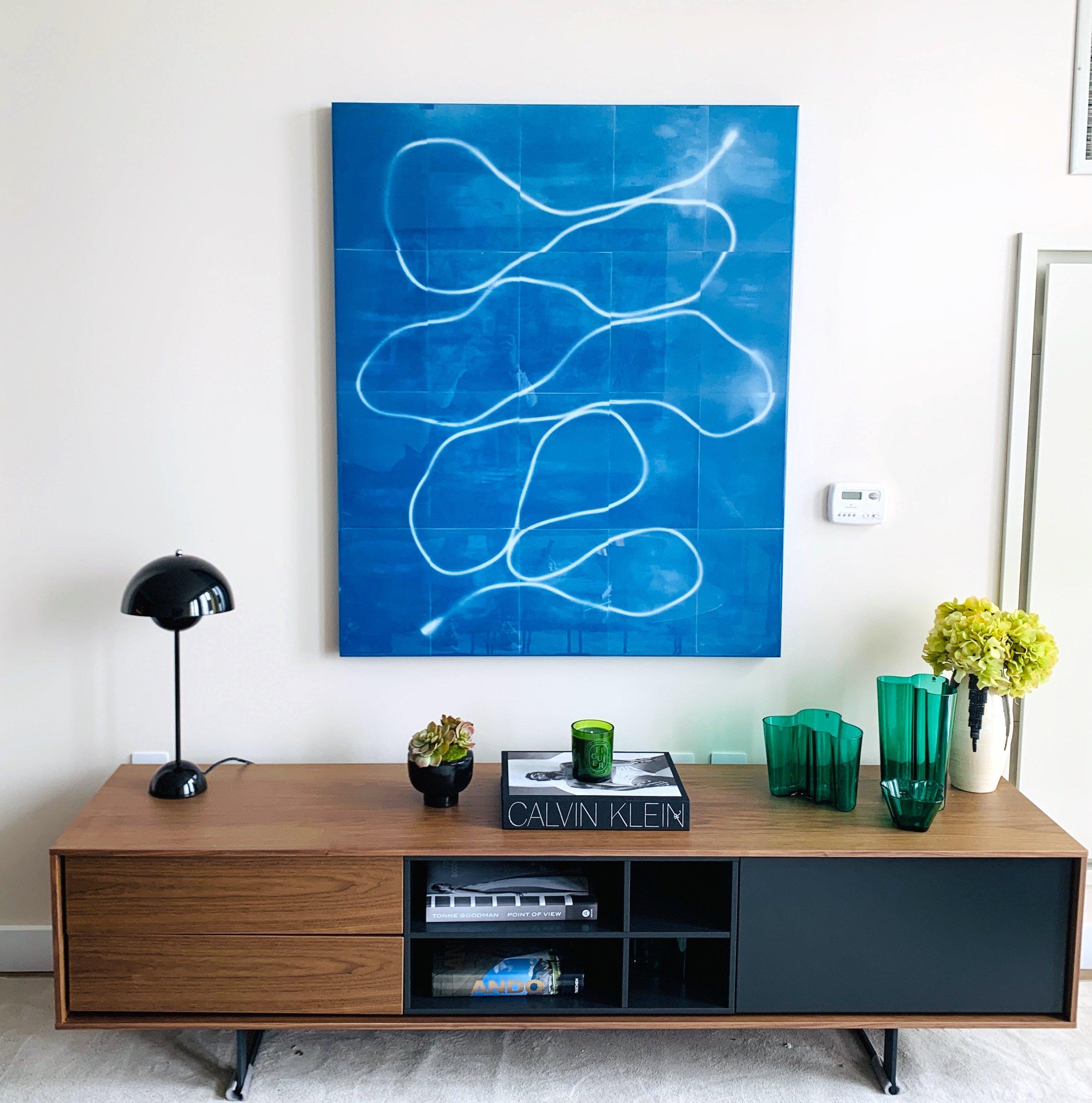 Installation View: Derek Brahney