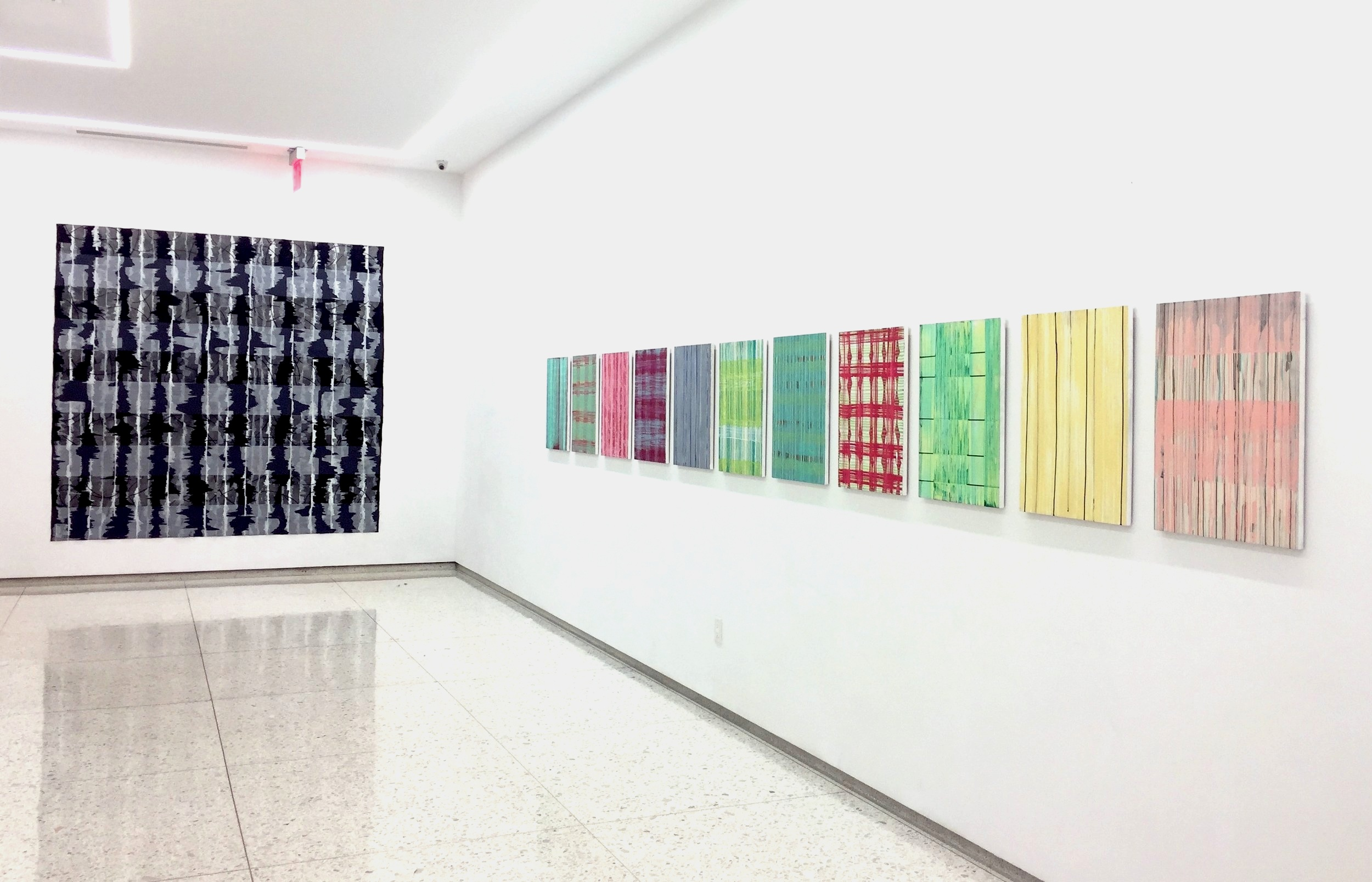 Installation View: Nancy Olivier