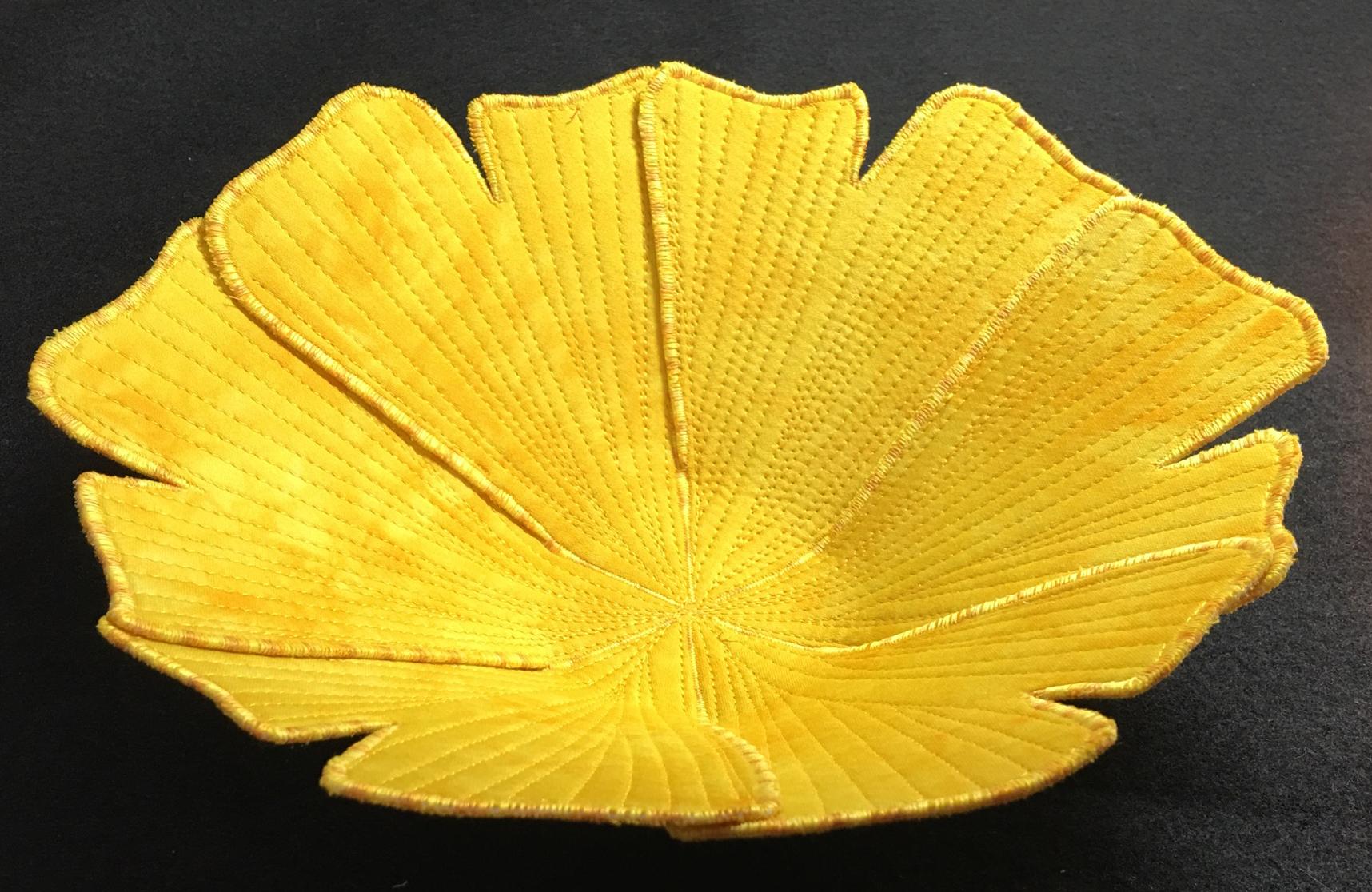 Gingko bowl
