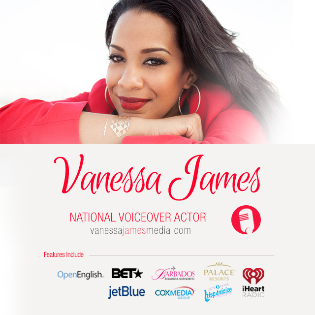 Media Personality & CEO of Vanessa James Media