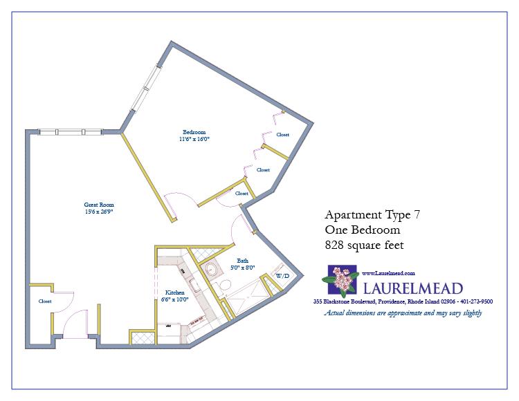 Apartment Type 7