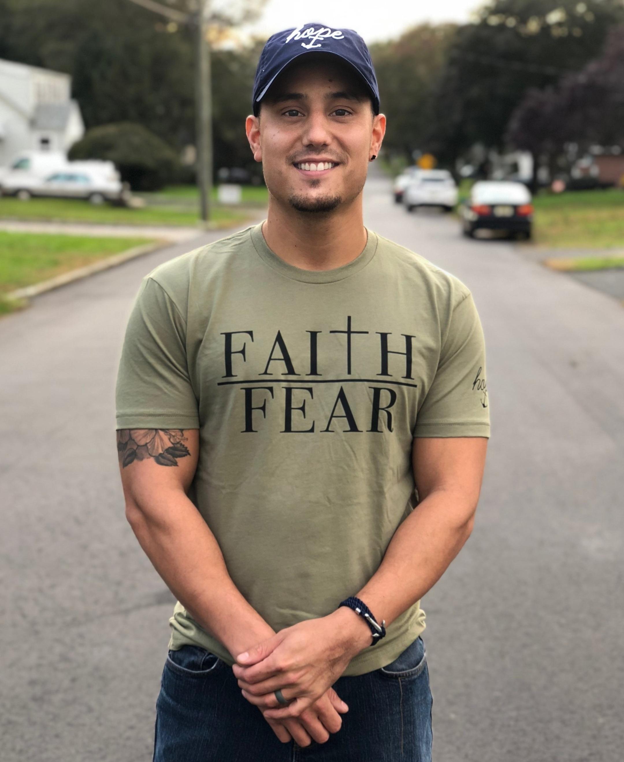 Creator of Hold On Pray Everyday Thomas Galuppo Jr. 908-265-7714 holdonprayeveryday@yahoo.com