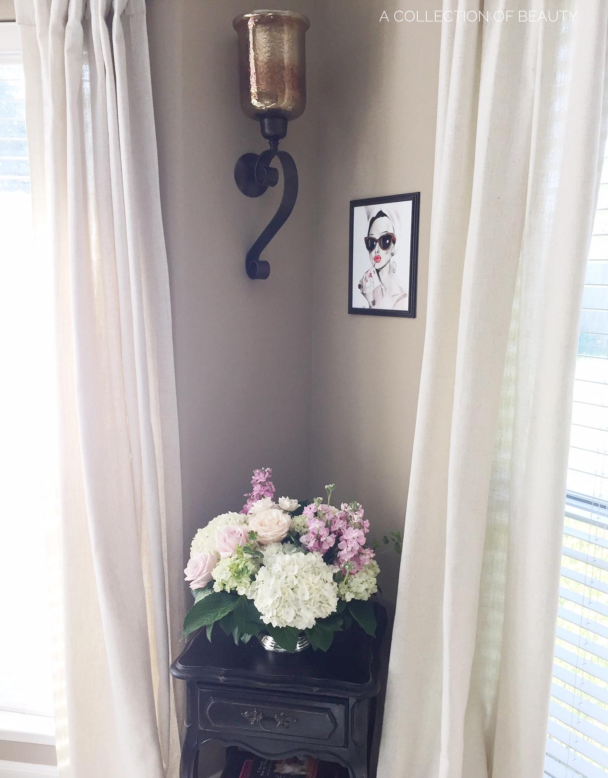 Master Bedroom niche