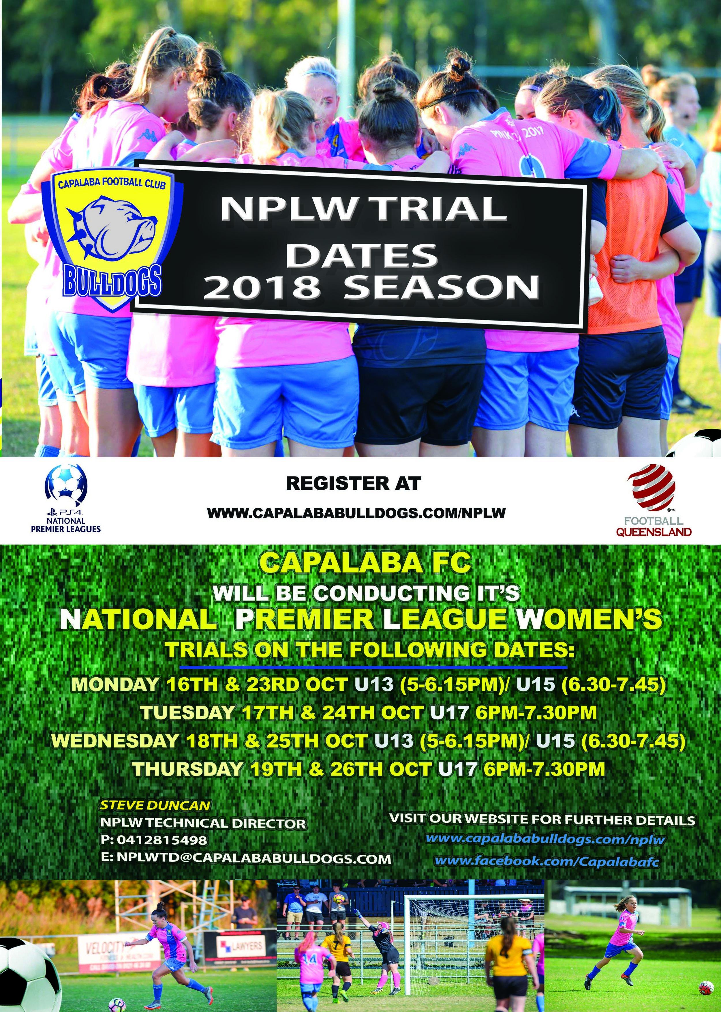 Capalaba FC NPLW Trial Dates 2017 Flyer Phase 2 3.jpg