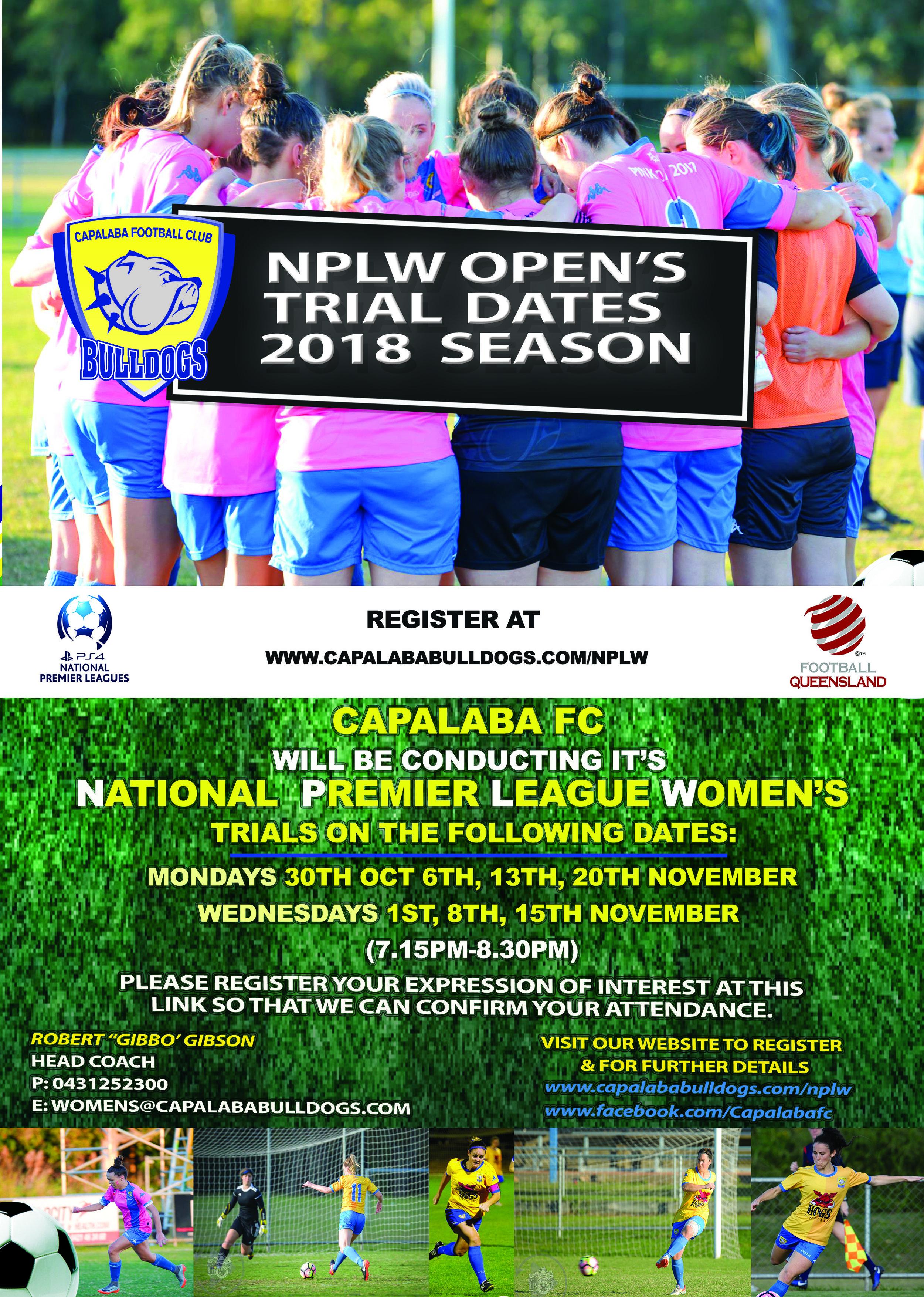 Capalaba FC NPLW Trial Dates 2017 Flyer OPENS.jpg