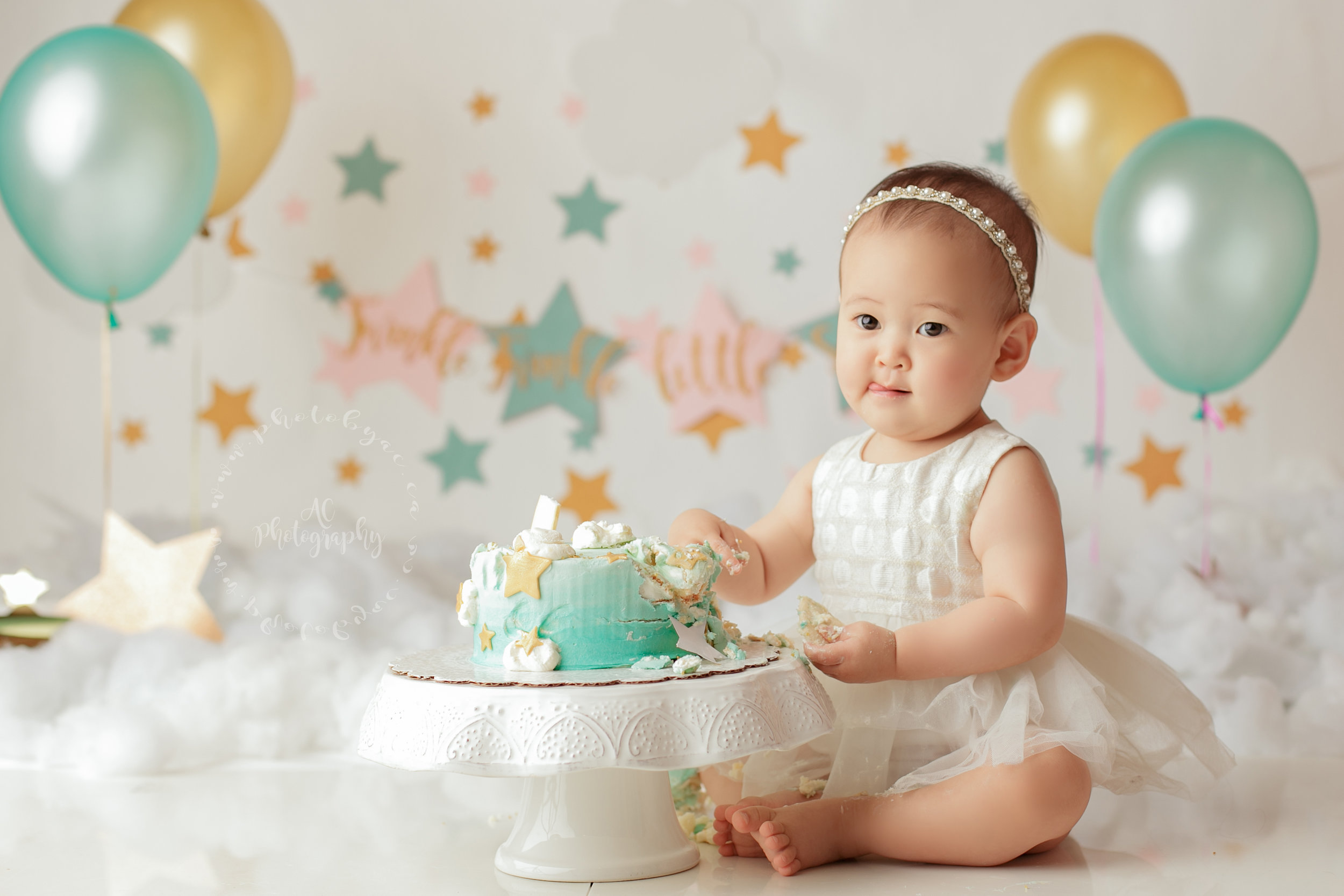 Amelia's Twinkle Twinkly Litte Star set! View more of her session  here.